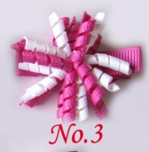1.5'' girl baby koker hair bows
