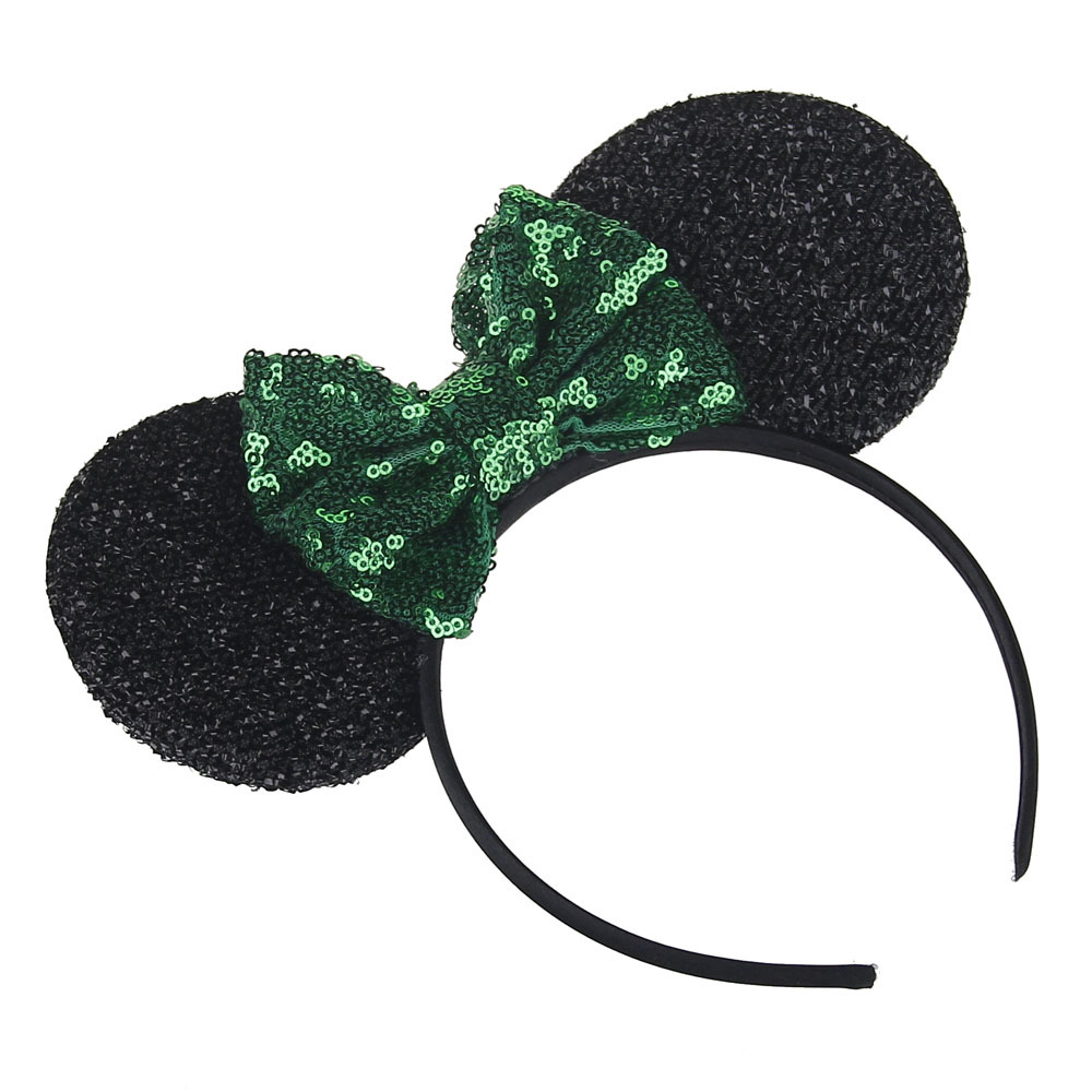 Minnie Mouse Ear Headband Hair Band
