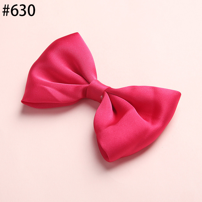 25 Colors Baby Girls Colorful Hair Clips School Girls Handtie
