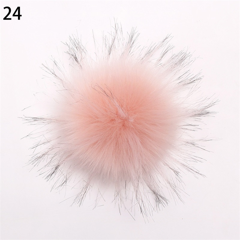 girls 3.5-4''marabou puff hair bows with clips pigtails feather