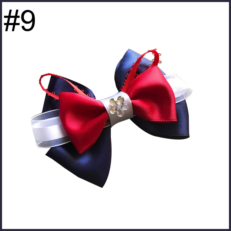 4.5-5.5'' star war hair bows